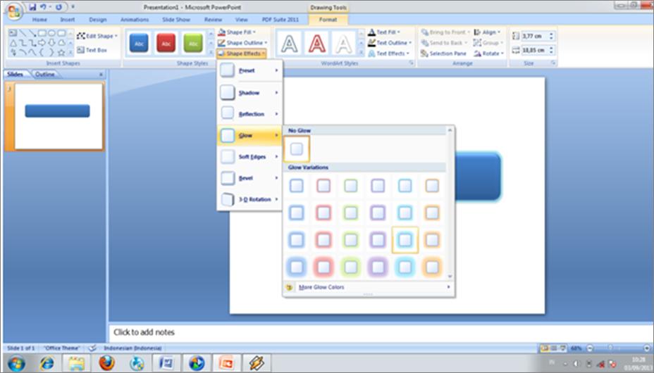 Cara membuat layout media pembelajaran interaktif